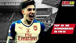 10 Best Football Manager 2016 Wonderkids - Defenders Right