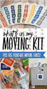 25 best ideas about moving labels on pinterest moving With colored labels for moving boxes