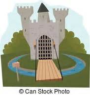 Moat Illustrations and Clip Art. 98 Moat royalty free ...