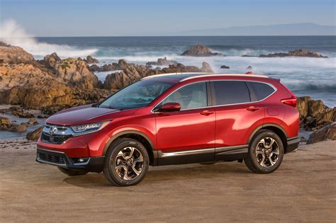 Used 2017 Honda Crv For Sale  Pricing & Features Edmunds
