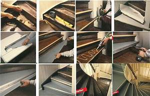 Treppe Renovieren Pvc : treppe renovieren stufe f r stufe ein toller auftritt haus ratgeber ~ Markanthonyermac.com Haus und Dekorationen