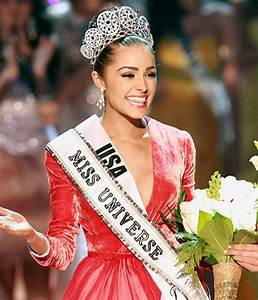 Miss Universe 2012 Olivia Culpo: My Parents Didn't Think ...