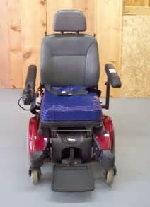 invacare pronto m91 surestep motorized wheelchair w basket