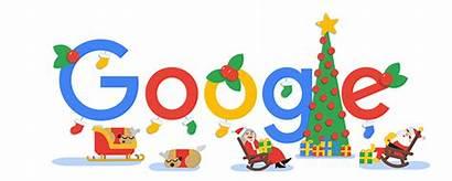 Christmas Holidays Google Logos Happy Bing Yahoo