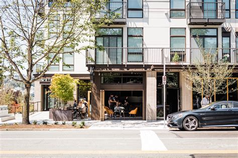 The roosevelt coffeehouse is in the business of great coffee and saving lives. Armistice Coffee Roaster Offers Peaceful Coexistence in Seattle - Daily Coffee News by Roast ...