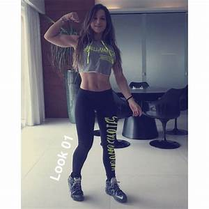 ALICE MATOS' BEST INSTAGRAM FITNESS SHOTS! - FLEX OFFENSE