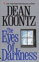 eyes  darkness  dean koontz