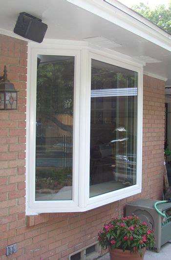 replacement window photo gallery  bay window