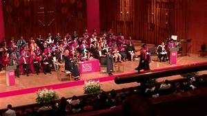 Graduating from King's College London - YouTube