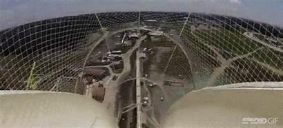 Down Water Gizmodo Sploid Plummet Tallest Slide