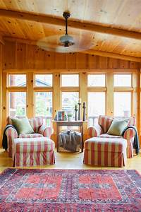 Log, Cabin, Great, Room, With, Interior, Pine, Cladding