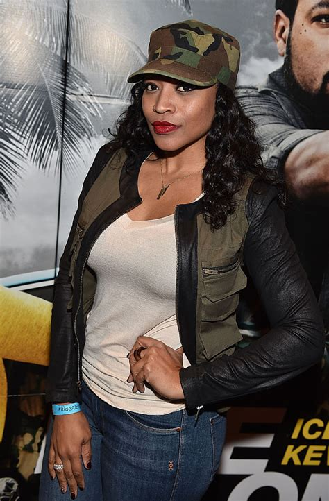 I Went Hard For My Relationship Monyetta Shaw Admits She