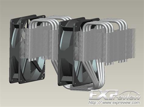 cpu fan lga 2011 prolimatech readies two new high end intel lga 2011 coolers