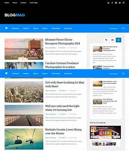 design your own blogger template free - blogmag blogger template free download