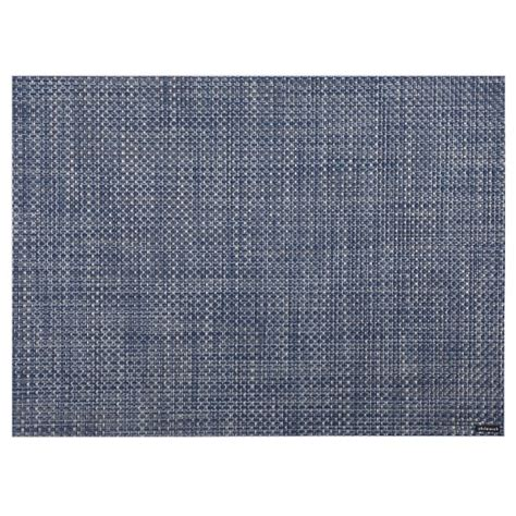 chilewich doormat sale chilewich basketweave place mats denim williams sonoma
