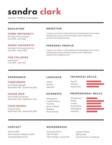 Resume Builder For Freshers by What Should Be The Resume For Electronics And