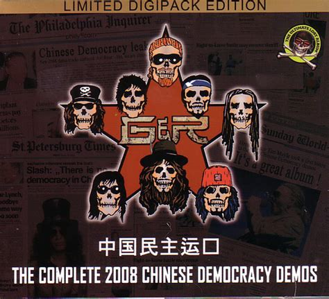 Guns N' Roses  The Complete 2008 Chinese Democracy Demos