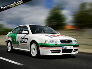 Skoda Octavia Vrs Mk1  2001