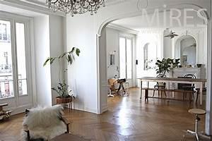 Appartement Parisien Classique  C0940