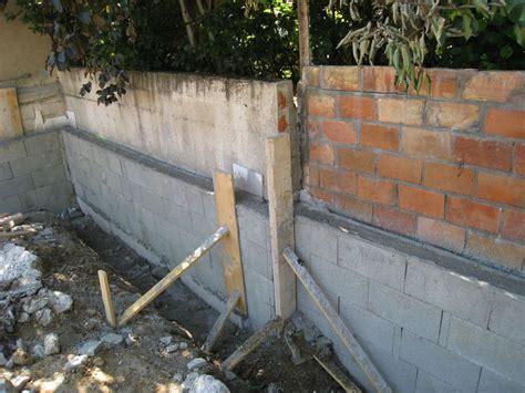 construire un mur en parpaing grer les fissures sur un mur en parpaings with construire un