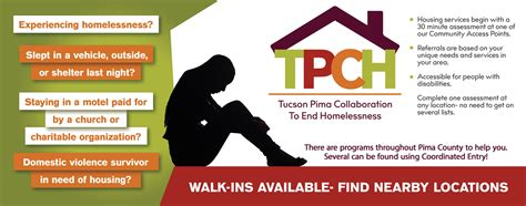 Coordinated Entry for Homeless Services   Tucson Pima ...