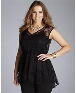 Robe Femme Ronde Chic : robe dentelle femme ronde ~ Preciouscoupons.com Idées de Décoration