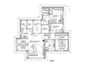 Haus Mit Einliegerwohnung Grundriss : bungalow mit individuellem bungalow grundriss gestalten ~ Lizthompson.info Haus und Dekorationen