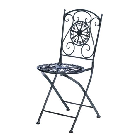 fleur de lis patio chair wholesale at koehler home decor