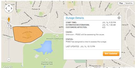 Pge Outage Bay Area antioch  pge customers  power east county today 432 x 220 · gif