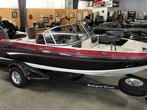 Ranger Bass Fishing Boats by 2018 Ranger Angler 1880ms I Fishing Boat Boats In