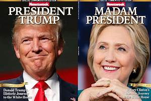Newsweek Under Fire For Presidential Commemorative Covers