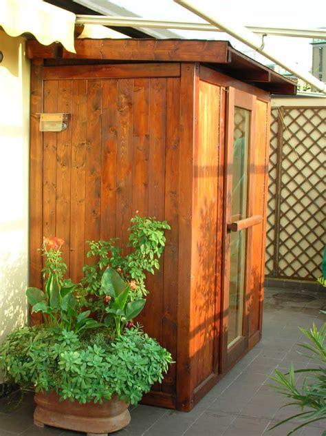 saune da giardino modelli sauna finlandese e sauna con bagno turco hammam in