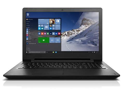 comparateur pc de bureau lenovo ideapad 110 15ibr à 299 pc portable noir