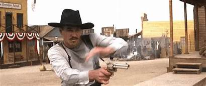 Cowboy Western Val Six Kilmer Gunslinger Tombstone