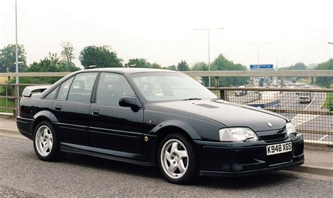vauxhall colton vauxhall lotus carlton a car the police won 39 t chase