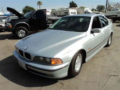 how to work on cars 1997 bmw 8 series navigation system find used 1997 bmw 528i base sedan 4 door 2 8l no reserve in orange california united states