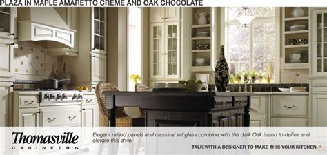 Thomasville Cabinets Home Depot Canada by Talk With A Designer Kitchen Thoughts Home