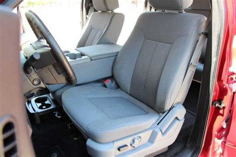 2014 Ford F150 Microfiber Seat Covers