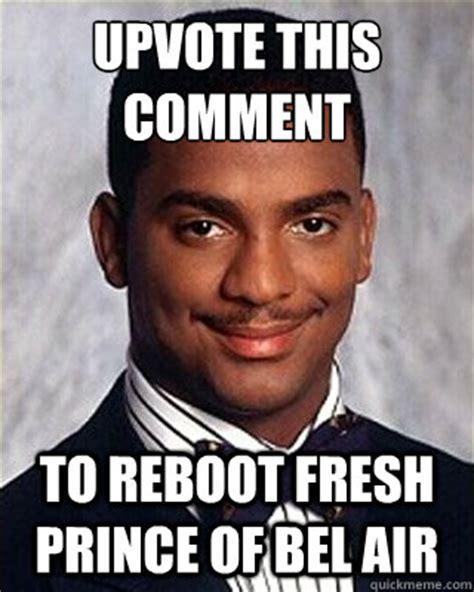 Fresh Prince Meme - happy birthday stay gangsta non sequitur carlton quickmeme