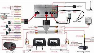 Phase Linear Car Radio Wiring Diagram