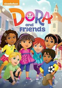 FREE FOR ALL!!: Dora & Friends: Into The City!