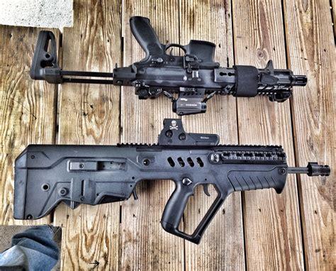 Iwi Tavor 9mm As A Possible Race Gun