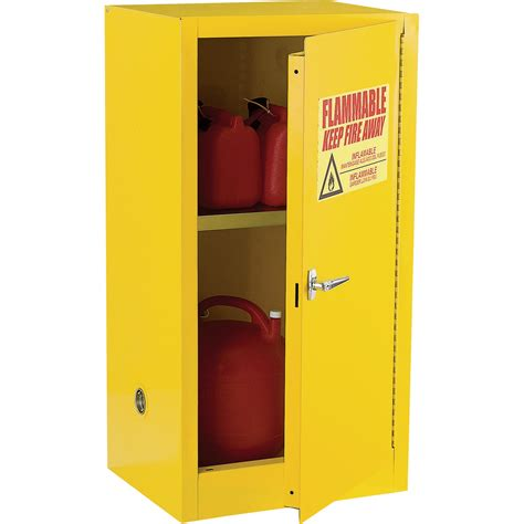 flammable storage cabinet harbor freight flammable storage cabinet osha 30 gallons bifold