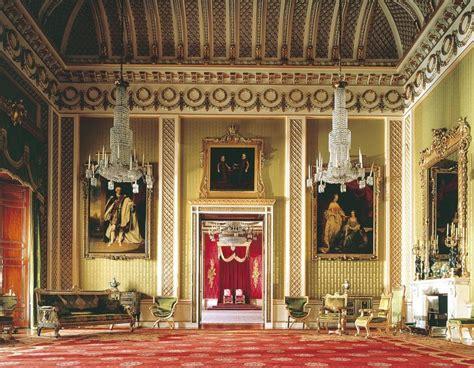 buckingham palace interior