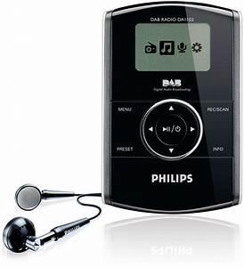 Dab Radio Baustelle : portable radio da1102 05 philips ~ Jslefanu.com Haus und Dekorationen