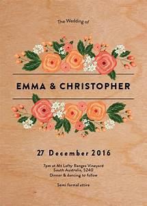 print wood wedding invitations designs by creatives pri on With cheap rustic wedding invitations australia