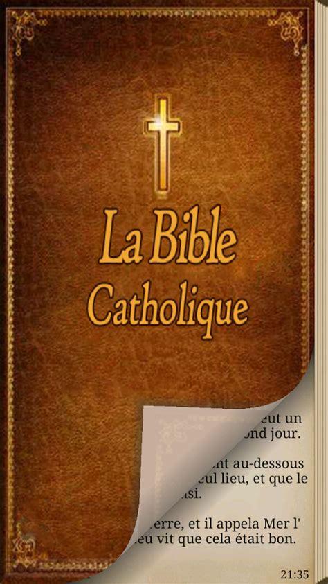 bureau de l education catholique la bible catholique screenshot