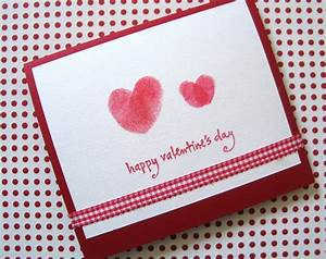 Homemade Valentines Card Inspiration - ItsySparks