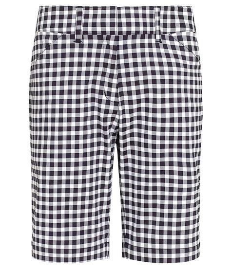 Gingham Shorts callaway gingham shorts golfonline