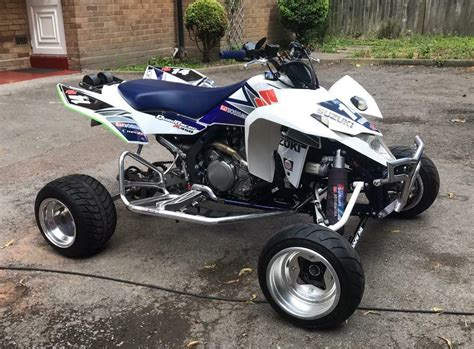 suzuki ltr  road legal quad  banshee yfz ltz raptor